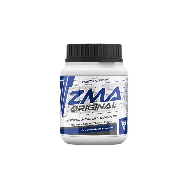 Trec ZMA Natural Testosterone Booster
